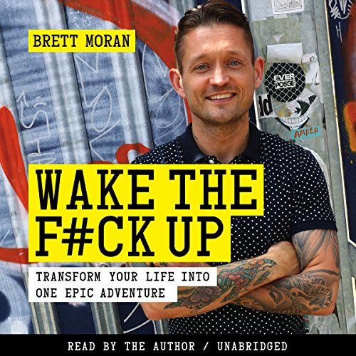 Wake the F--k Up cover art