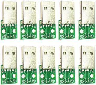 Greluma 100 piezas de 5 mm de paso,2 pines,3 pines y 4 pines,bloque de terminales de tornillo PCB 300V 16A,azul 85x2 pines,10x3 pines,5x4 pines