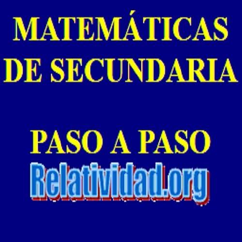 Matemáticas paso a paso
