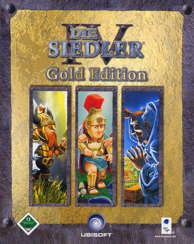 Die Siedler 4 - Gold Edition (Software Pyramide)