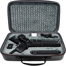 Eve.Ruan Handheld Storage Bag for DJI Ronin-S SC Gimbal Stabilizer Travel Carrying Case with Mesh Pockets, Two-Way Zipper, Durable and Easy to Open and Close