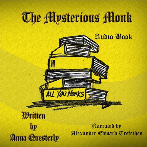 The Mysterious Monk audiobook cover art