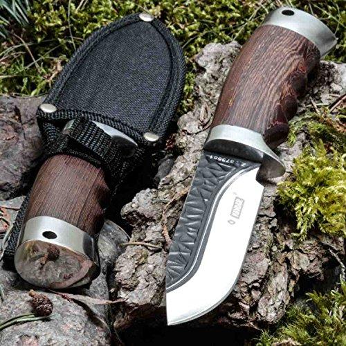 KanDar FB-32 • Couteaux à Lame Fixe Outdoor D'extérieur • Longueur Totale: 232mm • FTM-FR.