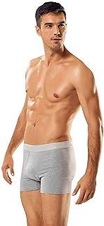 Tutku İç Giyim Pamuklu Likralı Erkek Boxer Paçalı Don 4 Lü Paket