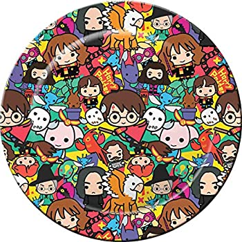 Spoontiques Harry Potter Melamine Plate Set 10  Multicolored