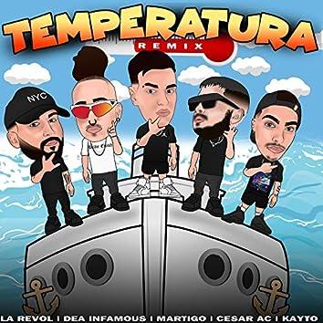 Temperatura (Remix)