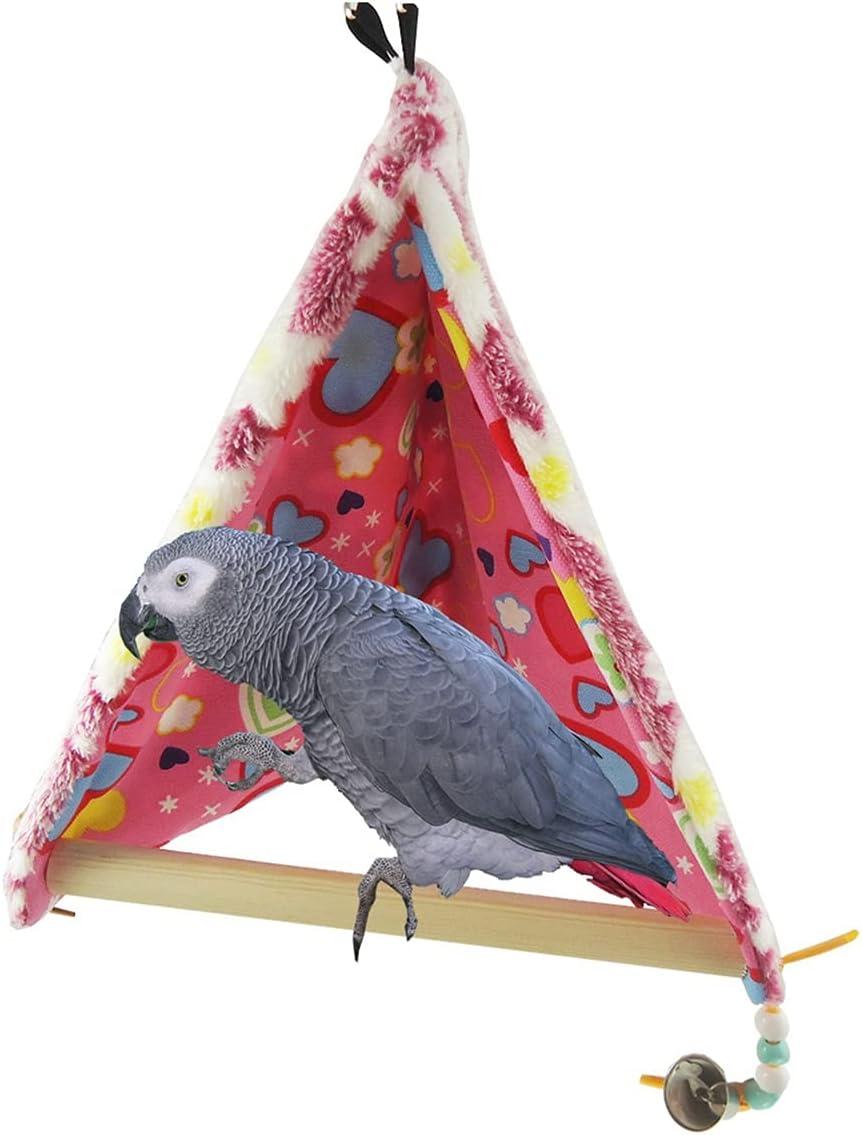 Bird Outlet ☆ Free Shipping Nest Plush Fluffy Birds Hut Hamm Milwaukee Mall Bird's Hanging
