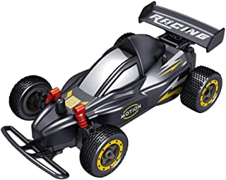 RC Car 2.4GHZ 1/20 4WD 5 Channels Racing Drift Buggy Vehicle Models High Speed Remote Control Car Kids Gifts (black)
