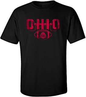 Ohio State Buckeyes T-Shirt Vintage Football Black