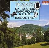 6 Klaviertrios - Borodin Trio