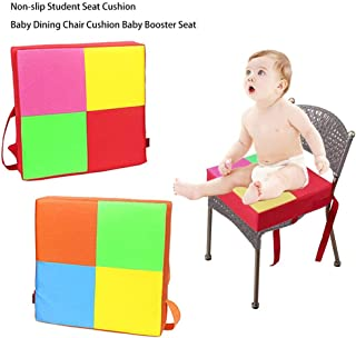 Neu Baby Erhöhung Pad Stuhl TragbareSitzkissen Sitz Kissen Kindersitzerhöhung