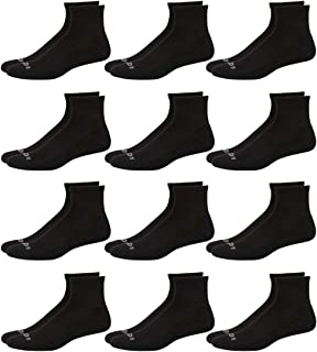Best quarter socks black Reviews