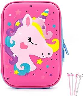 Best unicorn water pencil case Reviews