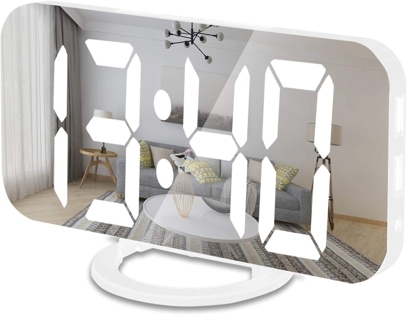 Digital Alarm Clock 6.6