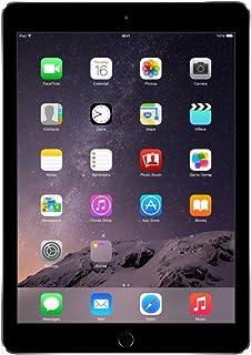 """Apple iPad Air 2 con Pantalla Retina de 9.7""""y 64 GB de Wi-Fi - Gris Espacial (Reacondicionado)"""