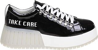 RUCO LINE Luxury Fashion Womens 0391NERO Black Sneakers | Fall Winter 19