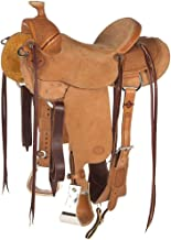 NRS Pro Series Will James Ranch Saddle