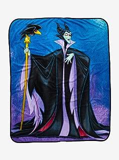Disney Villains Maleficent & Diablo Throw Blanket