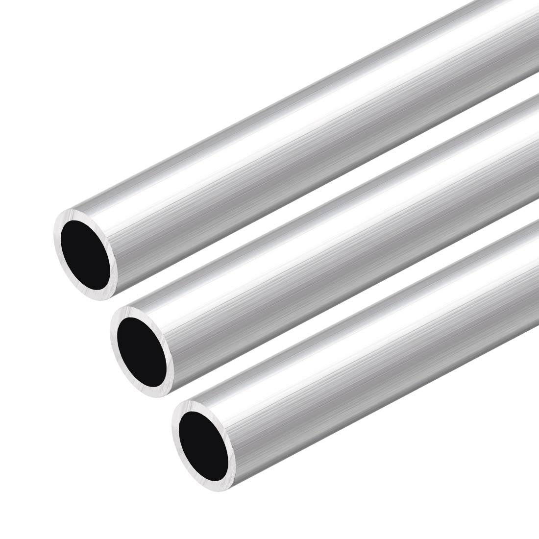 uxcell 6063 Attention brand Aluminum Round Tube 300mm 10mm OD Length Max 70% OFF Inner 14mm