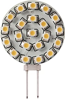 Dream Lighting Low Voltage 24V DC LED G4 Side Pin Cabinet/Down/Cupboard/Caravan/RV/Vehicle/Auto/Car Halogen Replace Bulb W...