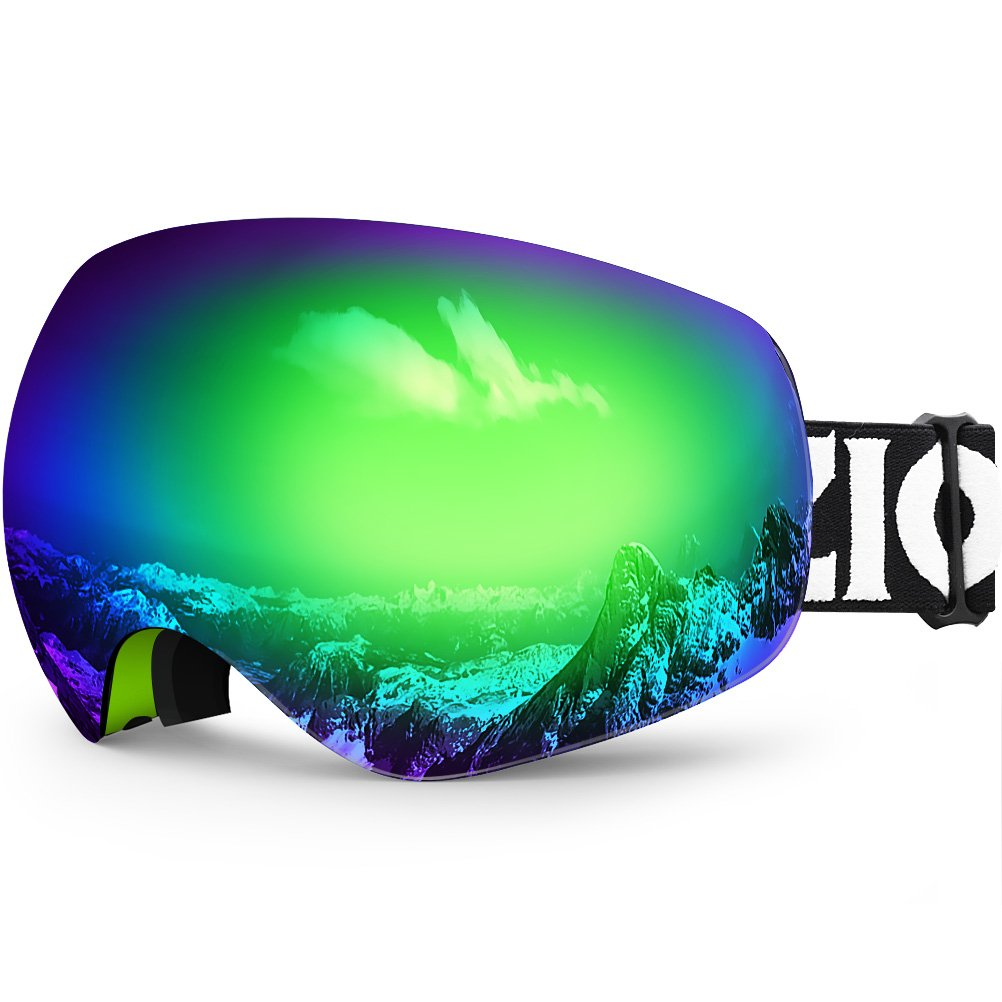 Zionor Snowboard Anti Fog Protection Compatible