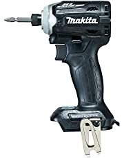 マキタ(Makita) 充電式インパクトドライバ(黒) 18V バッテリ・充電器・ケース別売 TD171DZB