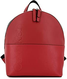 Calvin Klein Women'S Backpack Red Size: One Size Fits All (K60K604477-626)