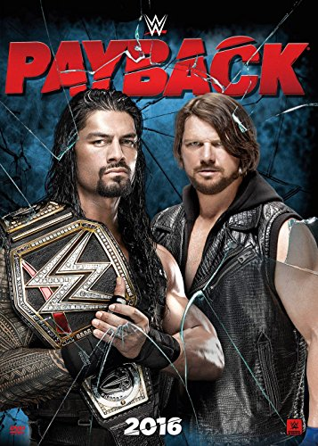 Wwe: Payback 2016 [DVD] [Import]