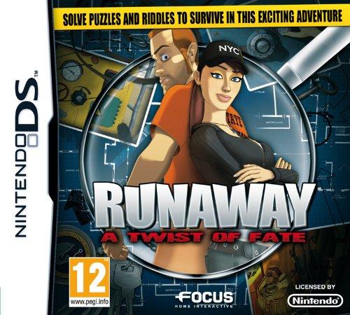 Runaway : A Twist of Fate (Nintendo DS) [Edizione: Regno Unito]