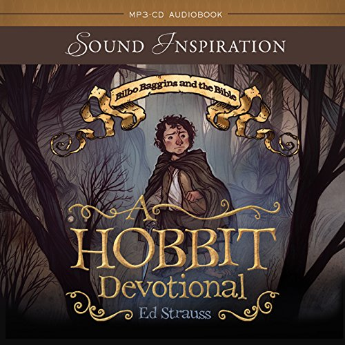 A Hobbit Devotional Audiobook By Ed Strauss cover art