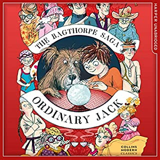 The Bagthorpe Saga: Ordinary Jack (Collins Modern Classics) cover art
