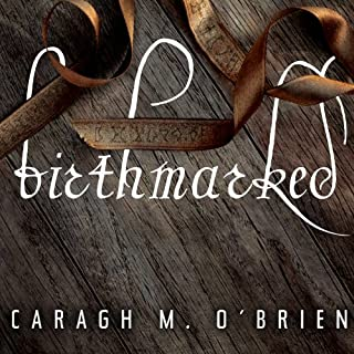 Birthmarked audiobook cover art