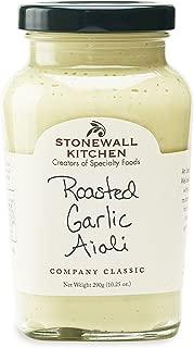 Stonewall Kitchen Roasted Garlic Aioli, 10.25 Ounce