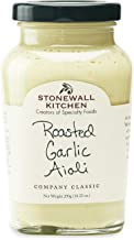 Stonewall Kitchen Roasted Garlic Aioli, 10.25 Ounce