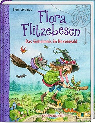 Flora Flitzebesen Buch