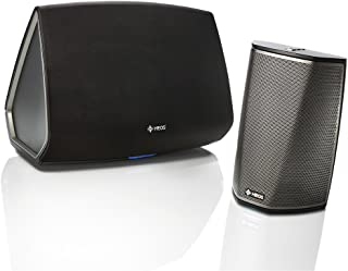 Denon HEOS 1 + 5 Wireless Multiroom Digital Music System, Black (HEOS1+5BK)