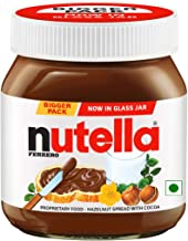 Nutella Hazelnut Spread Cocoa Jar, 350 g with Bigger Pack