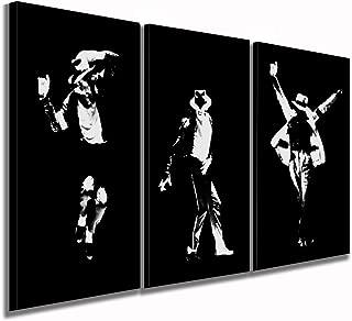 Michael Jackson Quadro Su Legno 97 x 62cm Ref Stampa in qualita fotografica 26458 musica pop