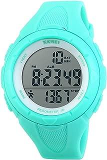 TOPCABIN Teens Girls Watch Waterproof Sports Watch Step Gauge Women Watch for Boys Digital Watch for Girls