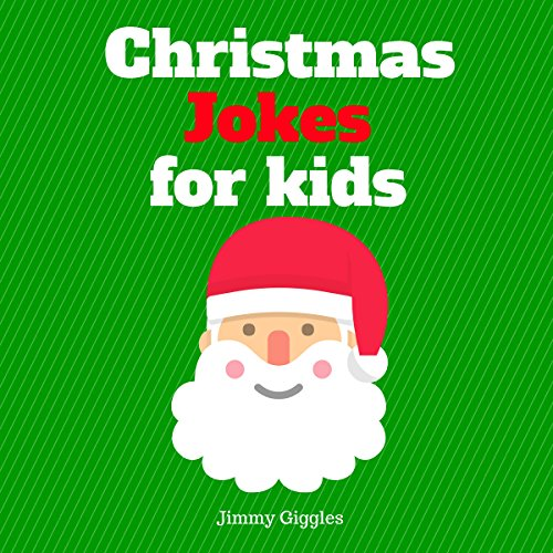 Christmas Jokes for Kids cover art
