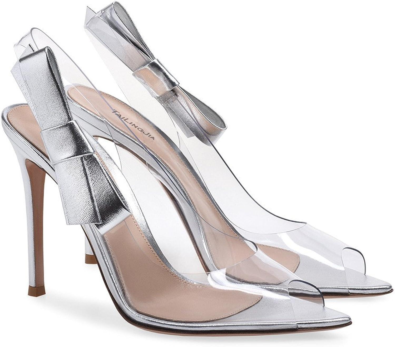 CCBubble Transparent Sandals Women 2018 Clear Summer Women Sandals