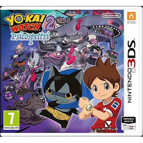 Yo-Kai Watch 2: Psicospettri - Nintendo 3DS