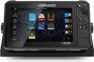 Lowrance HDS-9 Live with Active Imaging Transductor de montaje de popa 3 en 1 y C-MAP Pro Chart