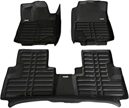 Also Look Great in the Summer./The Best/Honda S2000 Accessory Largest Coverage Full Set - Black The Ultimate Winter Mats Waterproof All Weather TuxMat Custom Car Floor Mats for Honda S2000 1999-2009 Models/- Laser Measured