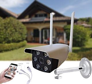 CÁMARA IP P2P CÁMARA INALÁMBRICA 6 LED Array 4mm 3MPx Voice TF External JS926RP