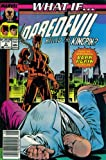 What If? #2 : What If Daredevil Killed the Kingpin? (Marvel Comics)
