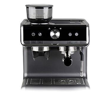 Kaffeevollautomat Eine Berührung zum Brauen Große Kapazität Automatische Kaffeemaschine Schnelles Aufheizen 3 Minuten schnelles Brauen für Zuhause, Büro, Wohnmobil