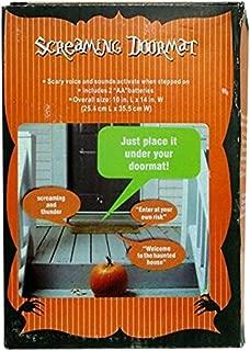 Best screaming halloween mat Reviews