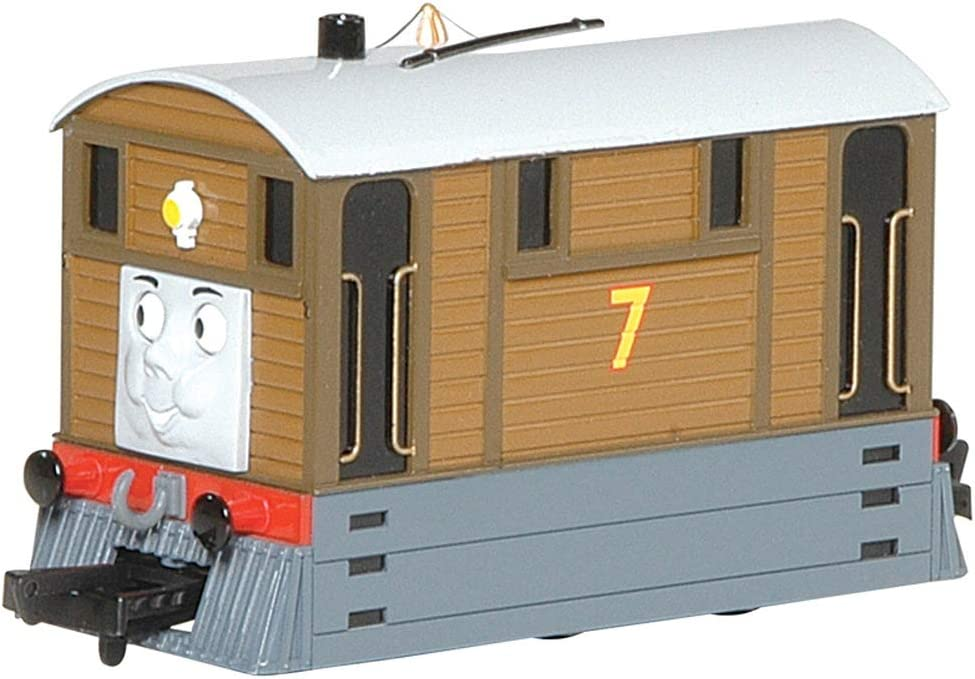 Bachmann Trains Thomas And Friends - Toby M New life Tram At the price of surprise The Engine With