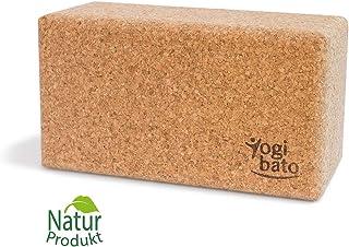 Bloque yoga-pilates corcho 100%